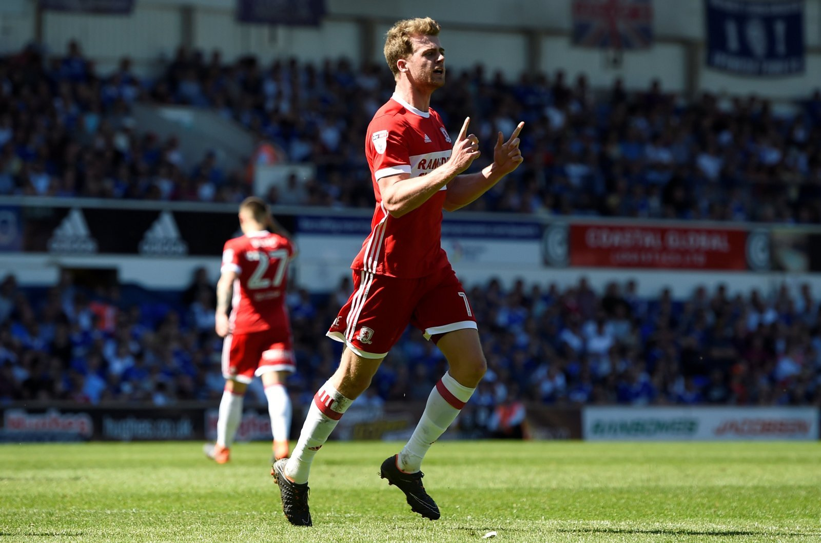 Look at them now: Patrick Bamford and Middlesbrough