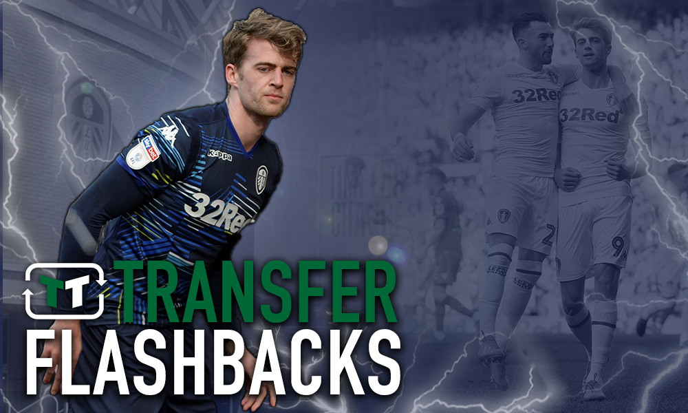 Transfer Flashback: Patrick Bamford to Leeds United