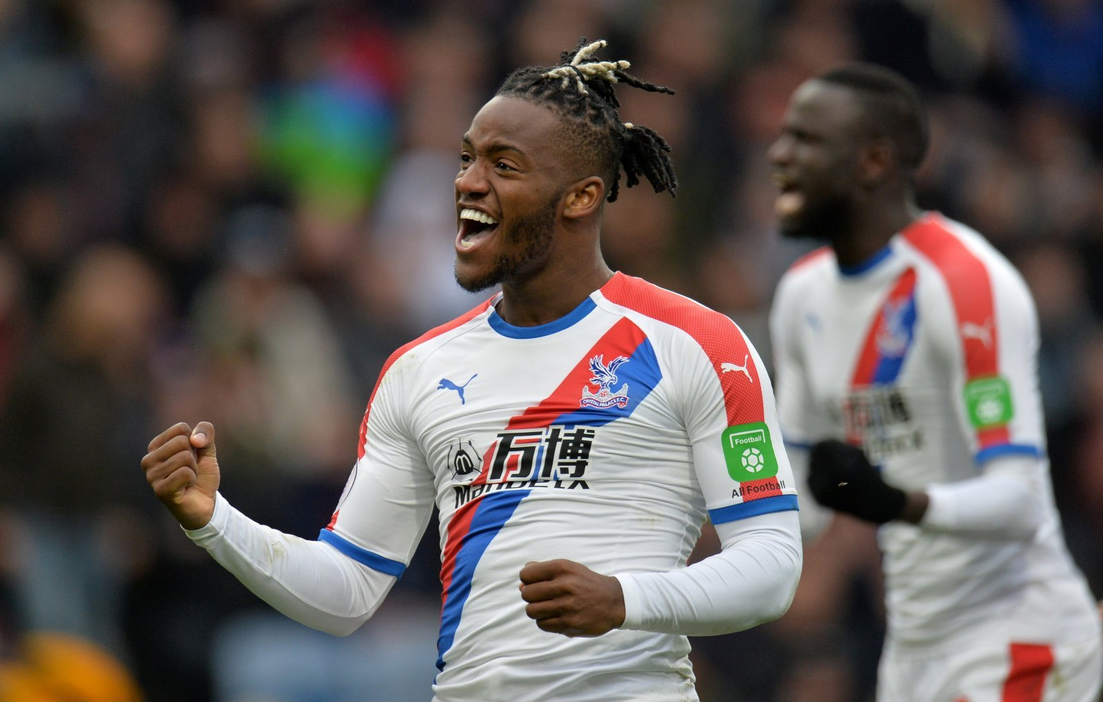 Michy Batshuayi can give Palace long-term Premier League security