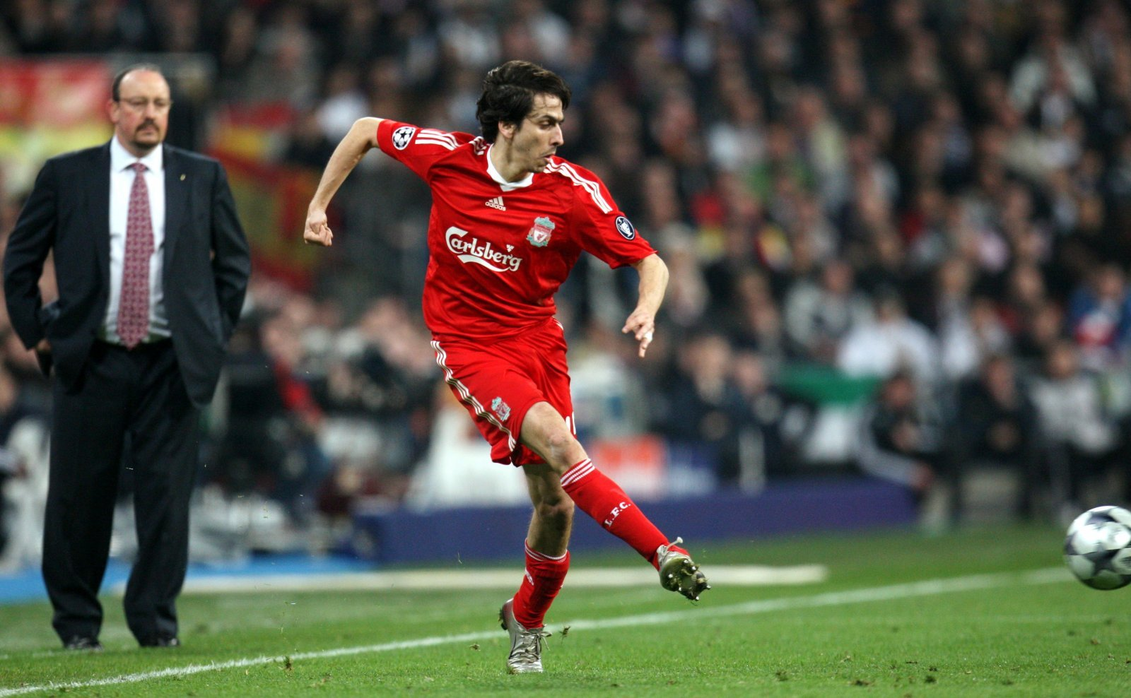 Look at him now: Yossi Benayoun and Liverpool