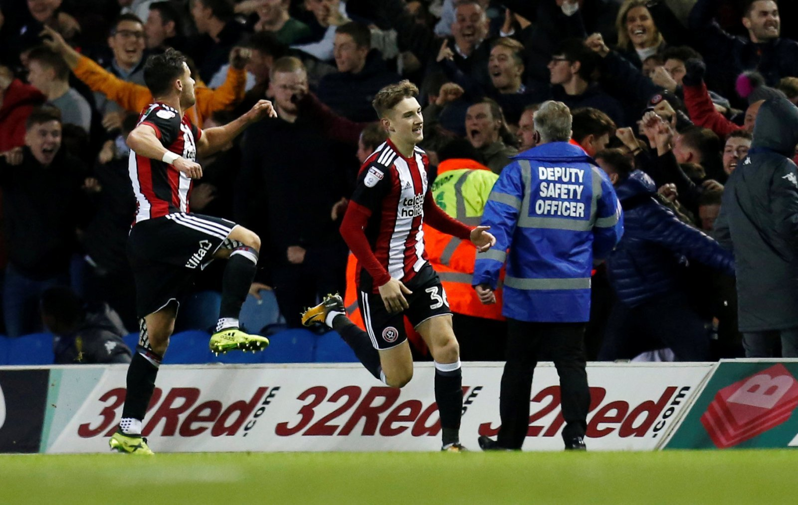 Look at him now: David Brooks and Sheffield United