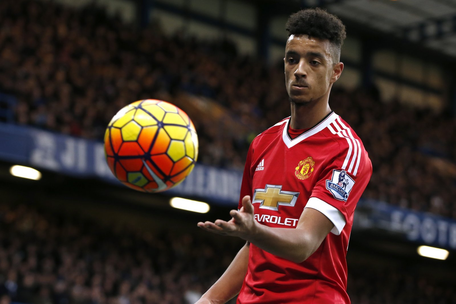 Look at him now: Cameron Borthwick-Jackson and Manchester United