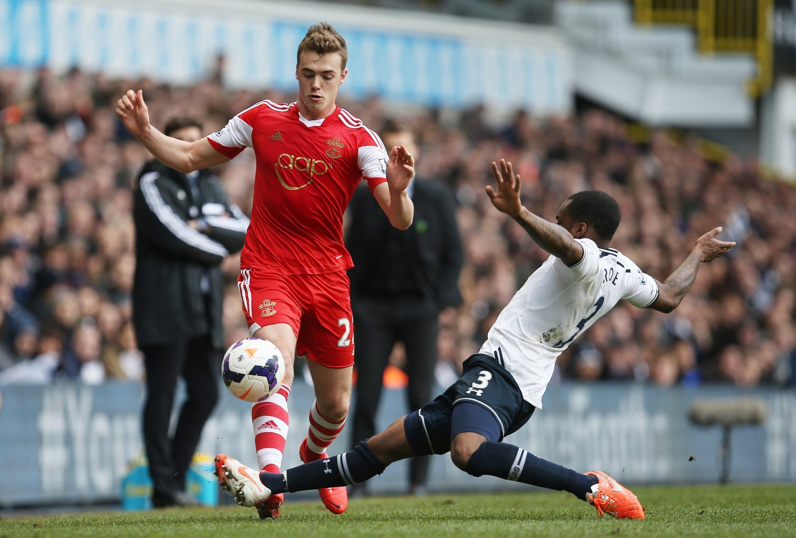 Look at him now: Calum Chambers and Southampton