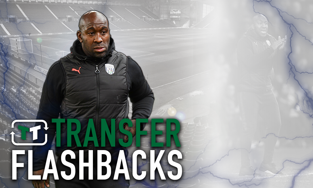 Flashback: Darren Moore appointed as West Brom boss