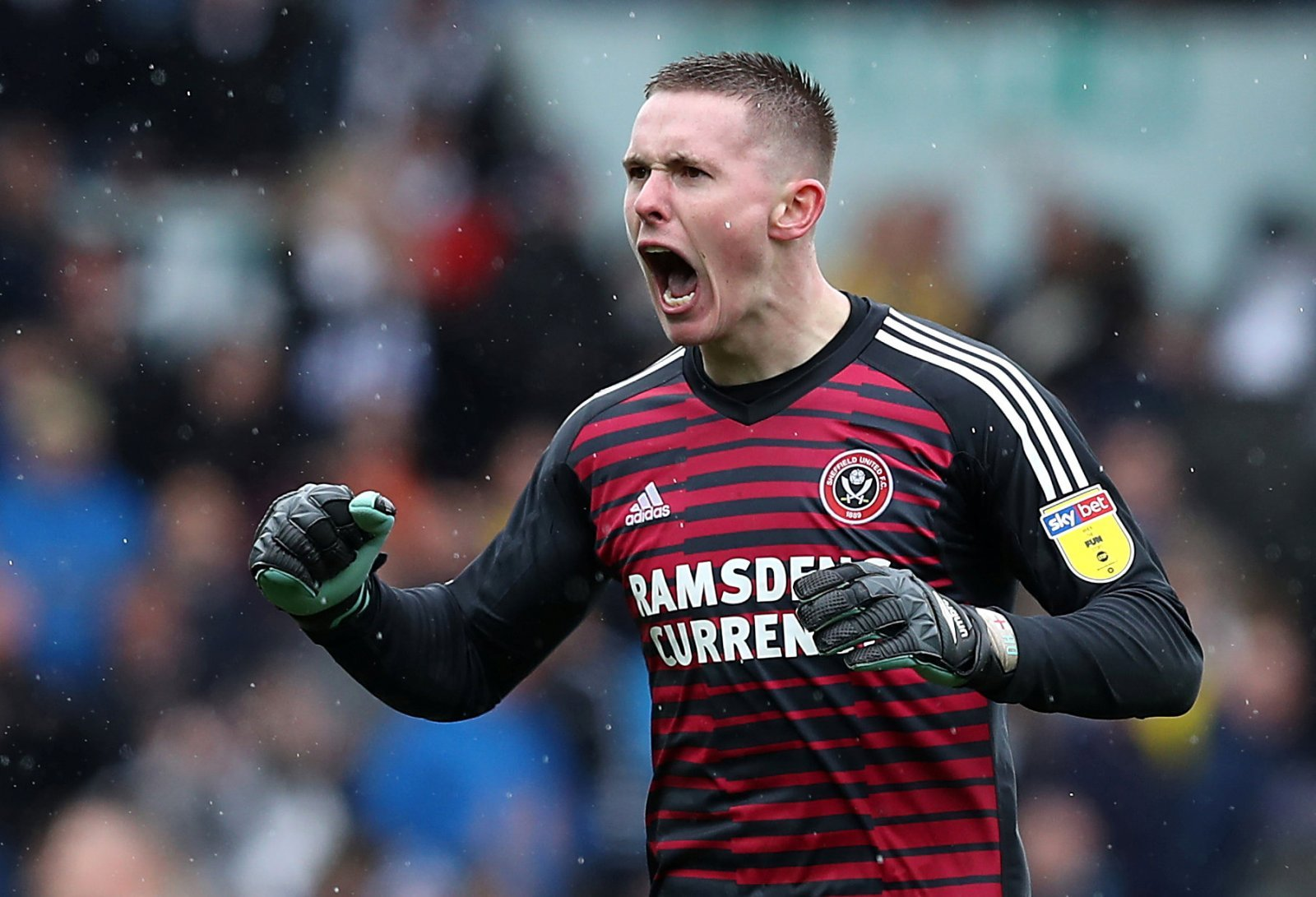 Sheffield United: Fans not happy that Nick Pope started ahead of Dean Henderson for England