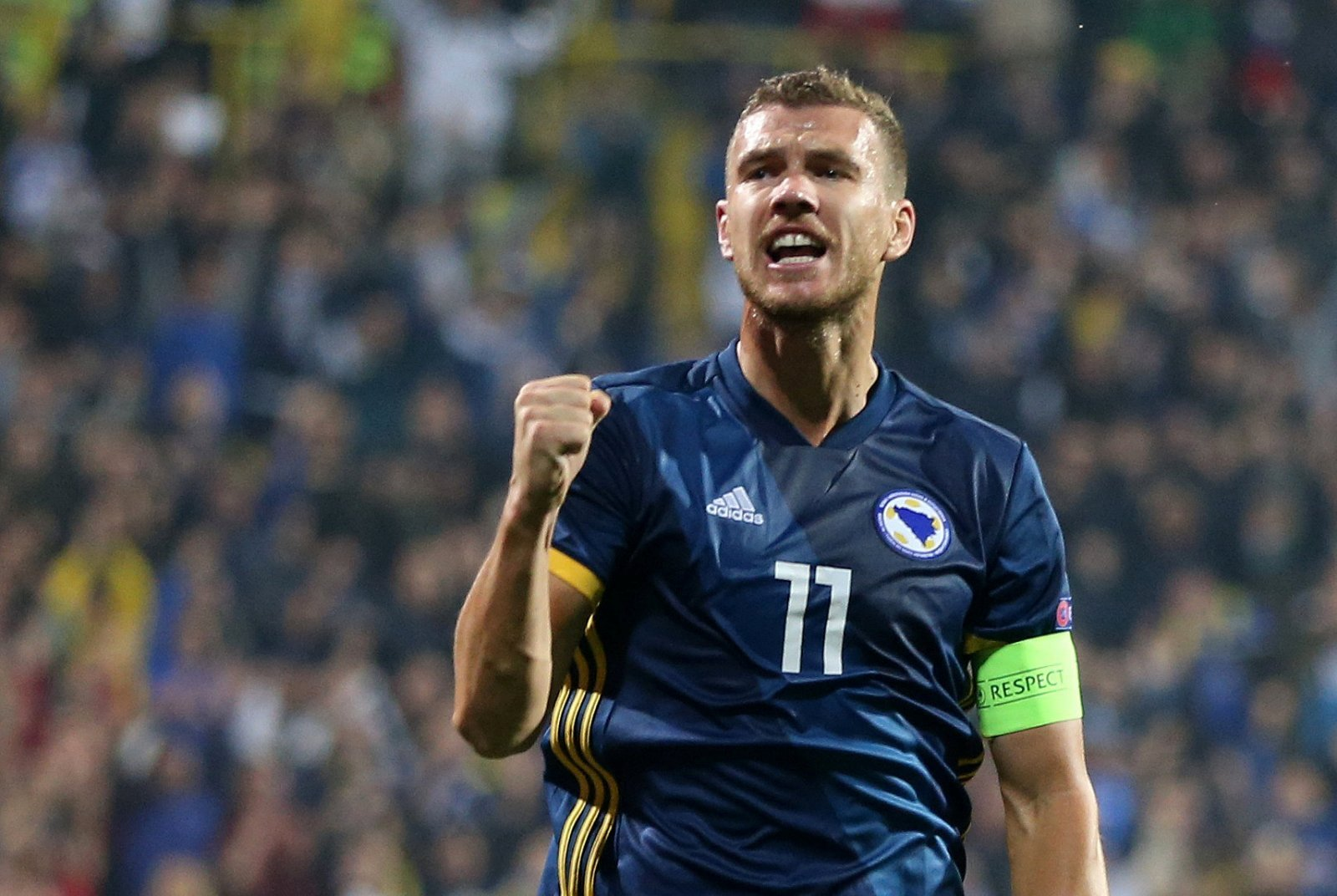 West Ham to return for Edin Dzeko in the summer