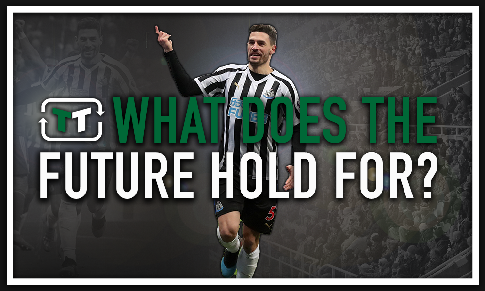 What does the future hold for Fabian Schar at Newcastle United?