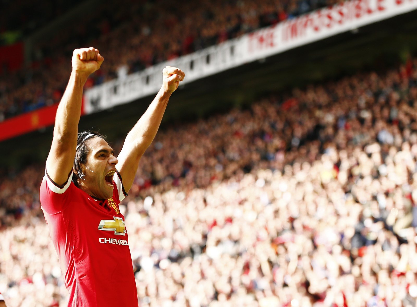 Shockwave: Radamel Falcao to Manchester United