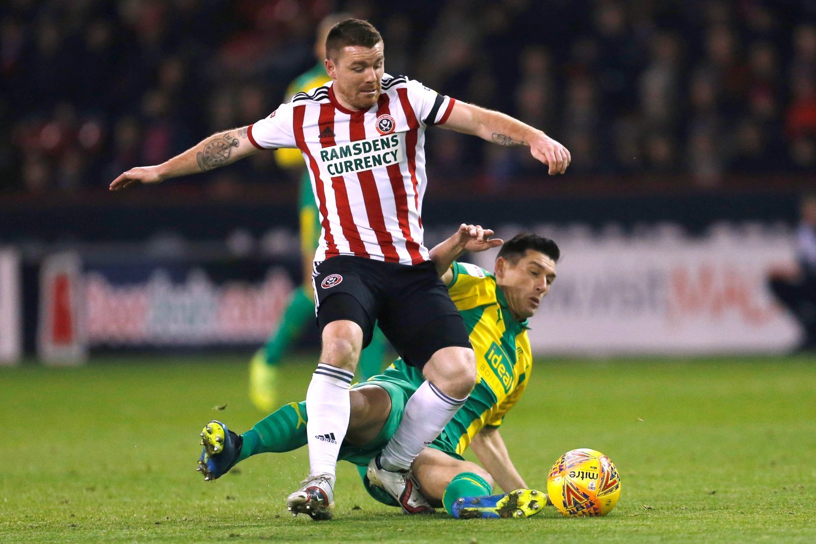 Sheffield United: Fans react to John Fleck and Oliver McBurnie Scotland call-ups