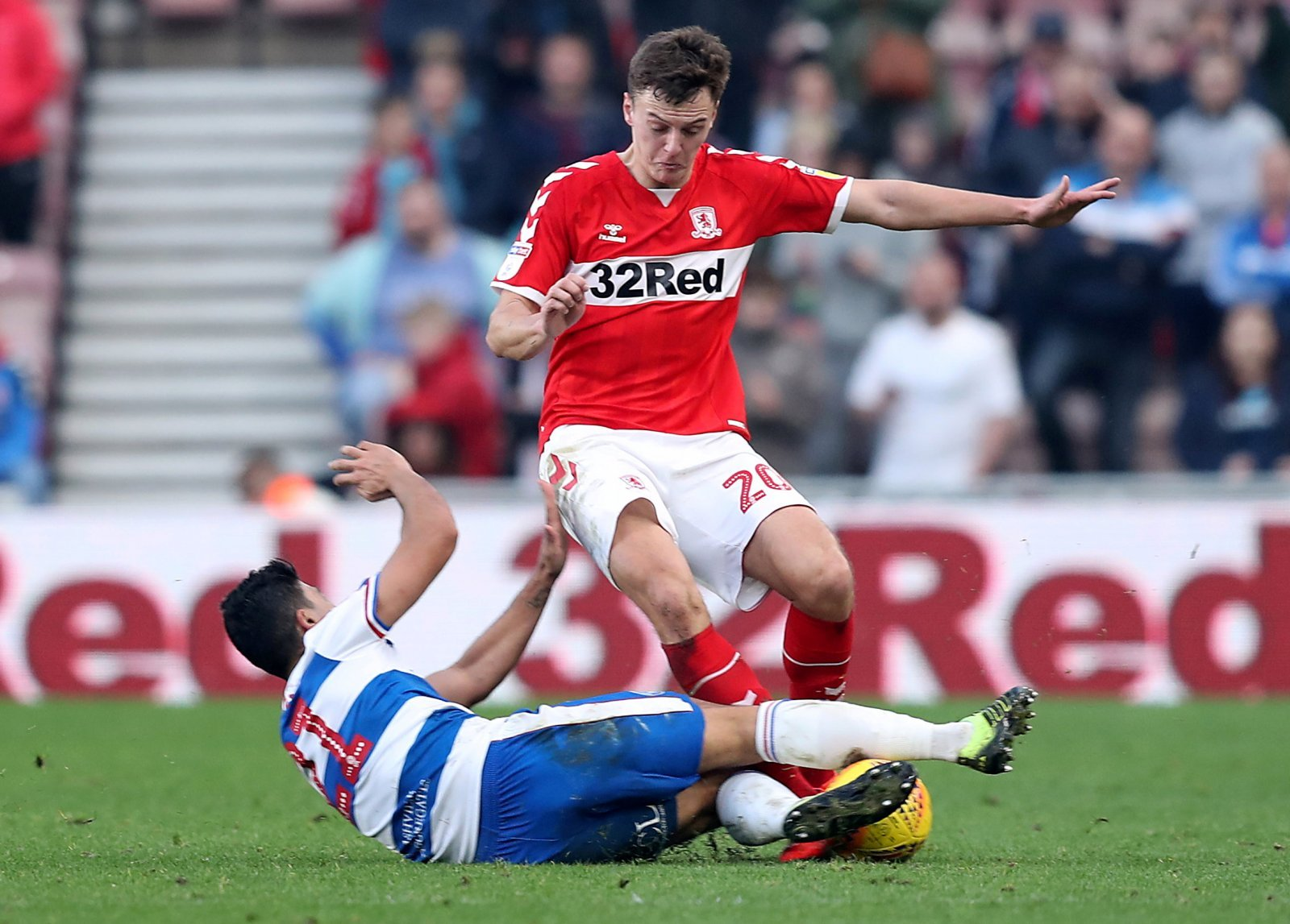 Middlesbrough: Dael Fry returns to squad for the visit of Millwall