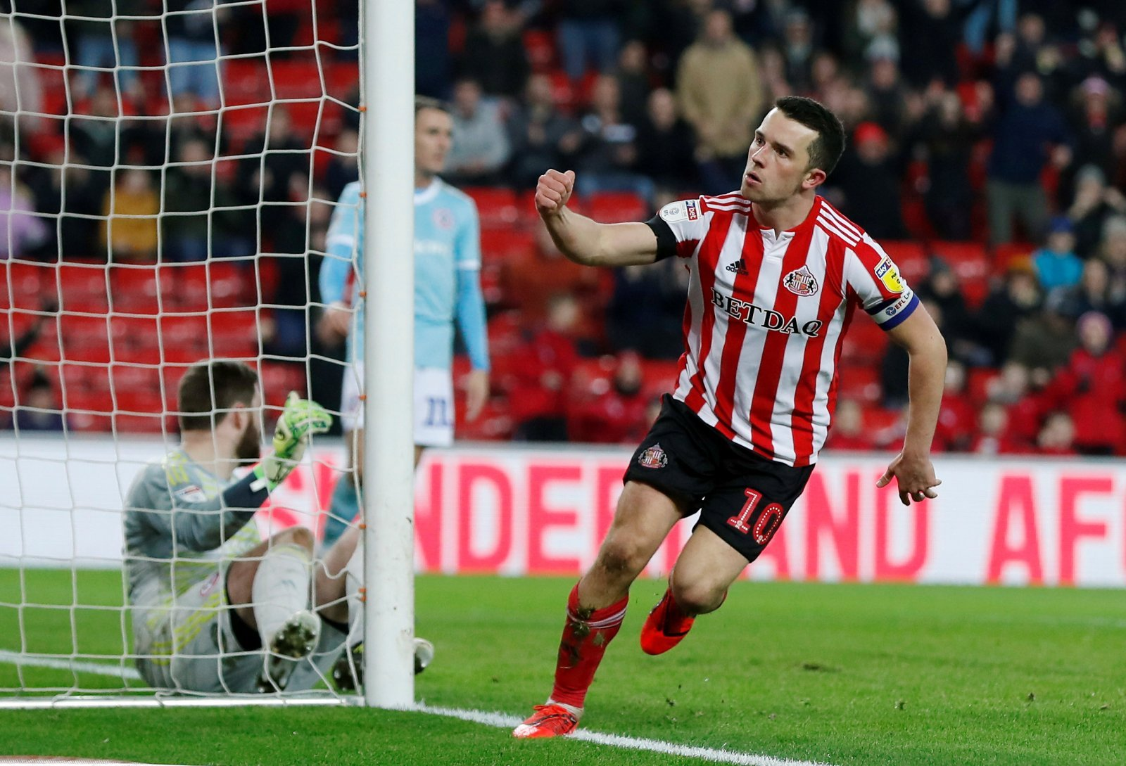 Sunderland: Honeyman has proved doubters wrong