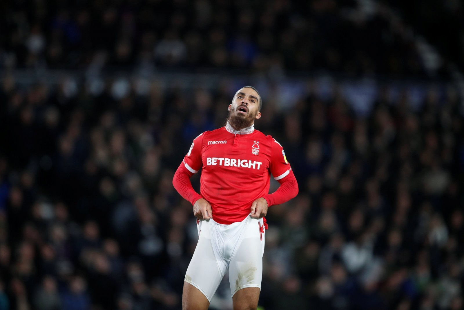 Lewis Grabban needs to be brought into line if Nottingham Forest want to stop their circus