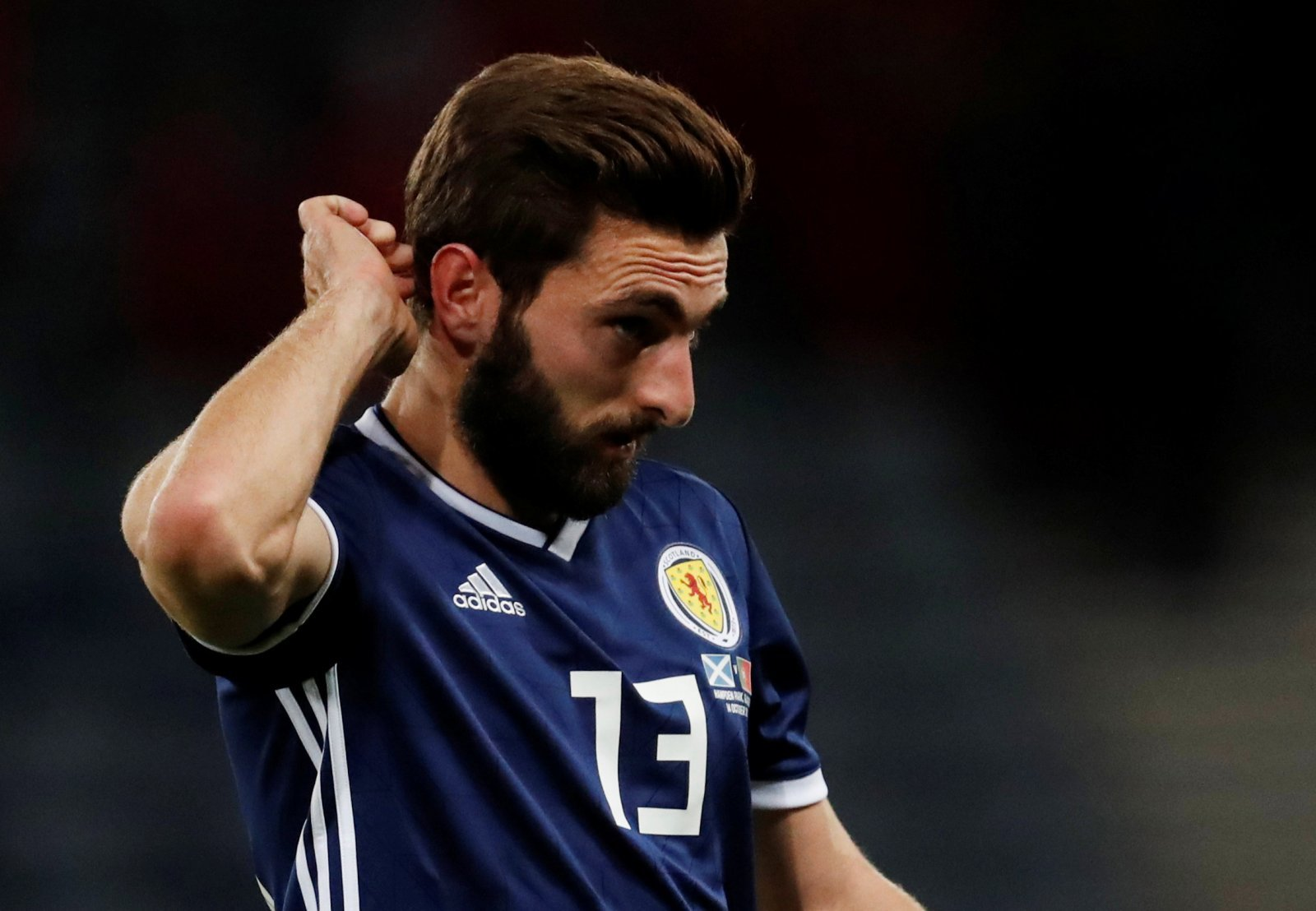 Graeme Shinnie set to turn down Rangers interest for move to England
