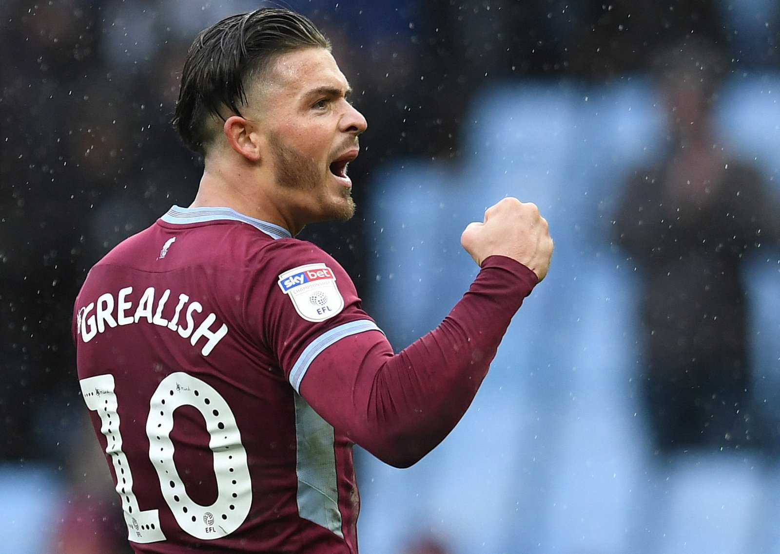 Aston Villa fans took to Twitter to sweat over Grealish absence
