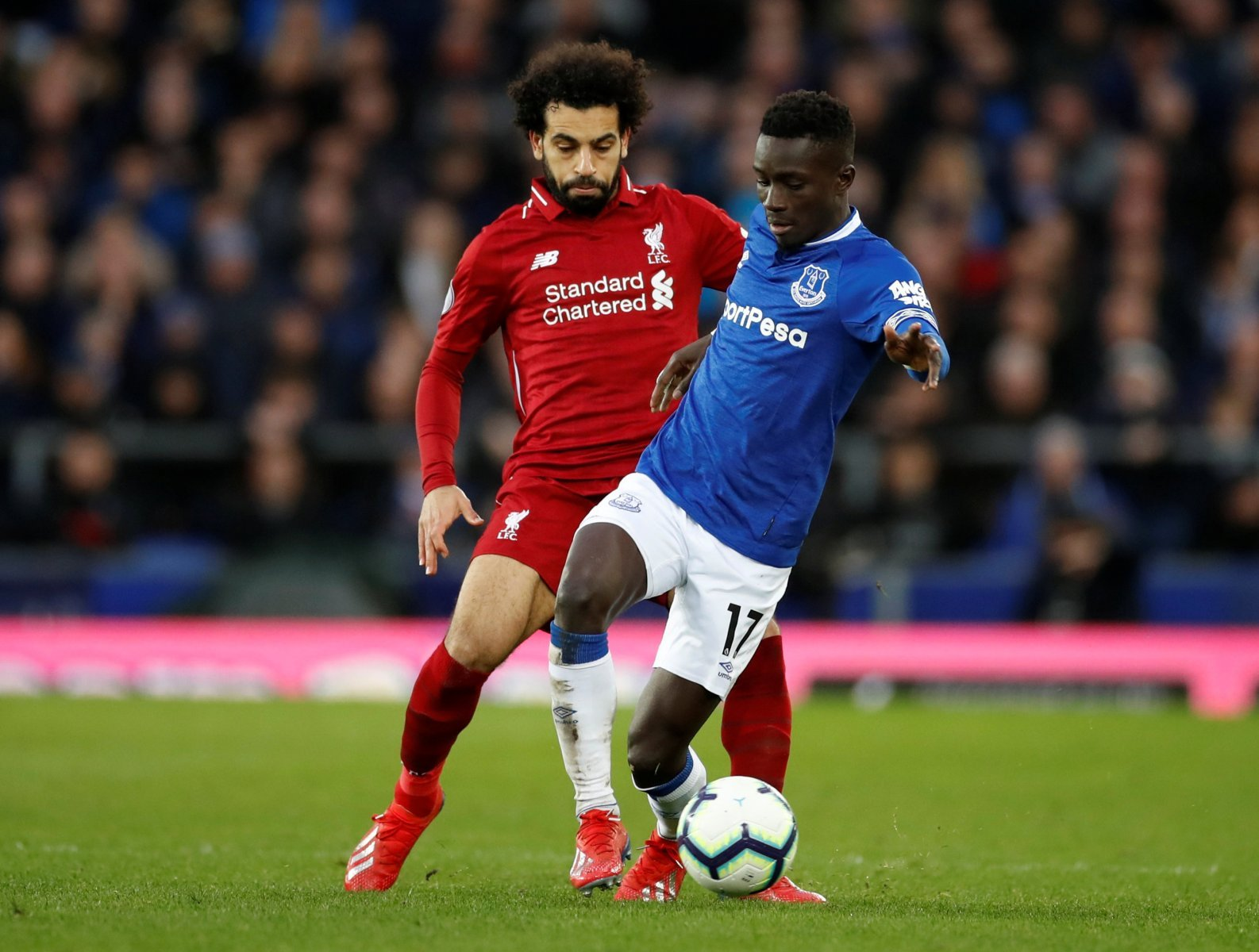 Idrissa Gueye should get his head down at Everton and prove he's worth PSG move