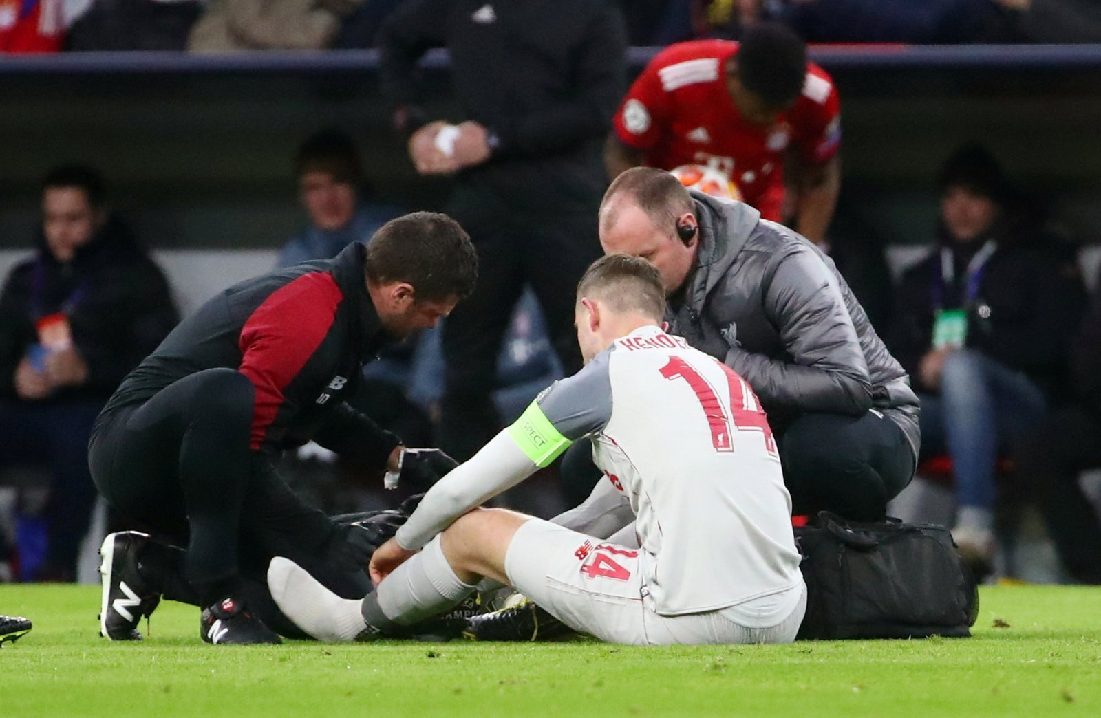 Liverpool: Jordan Henderson injury could be good news for Naby Keita