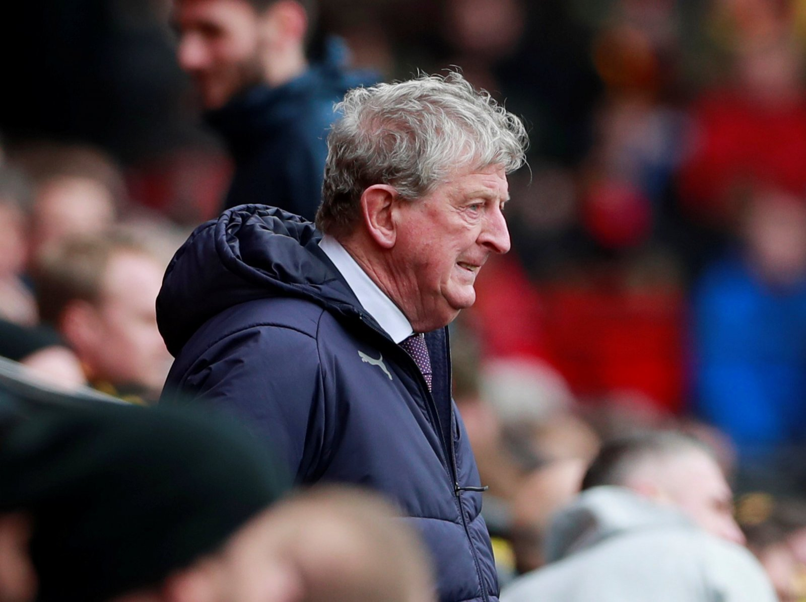 Crystal Palace: Eagles in talks with Roy Hodgson about extending his contract