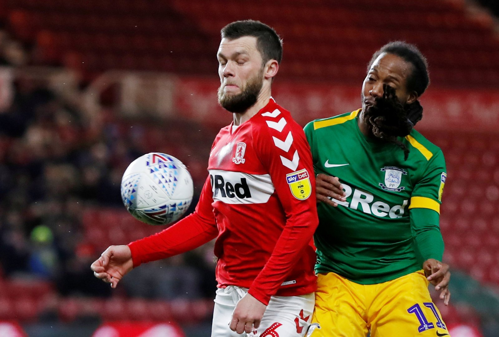 Middlesbrough: Jonny Howson facing several weeks out after surgery
