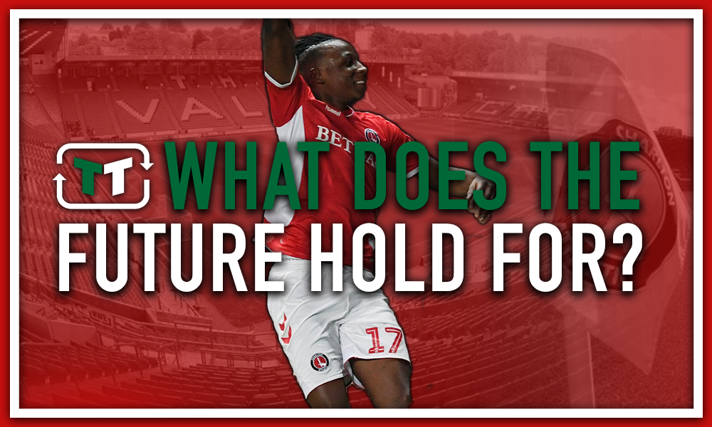 What does the future hold for Joe Aribo at Charlton Athletic?