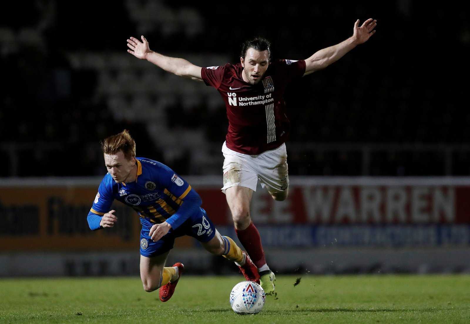 Northampton: Curle has to let John-Joe O'Toole leave in the summer