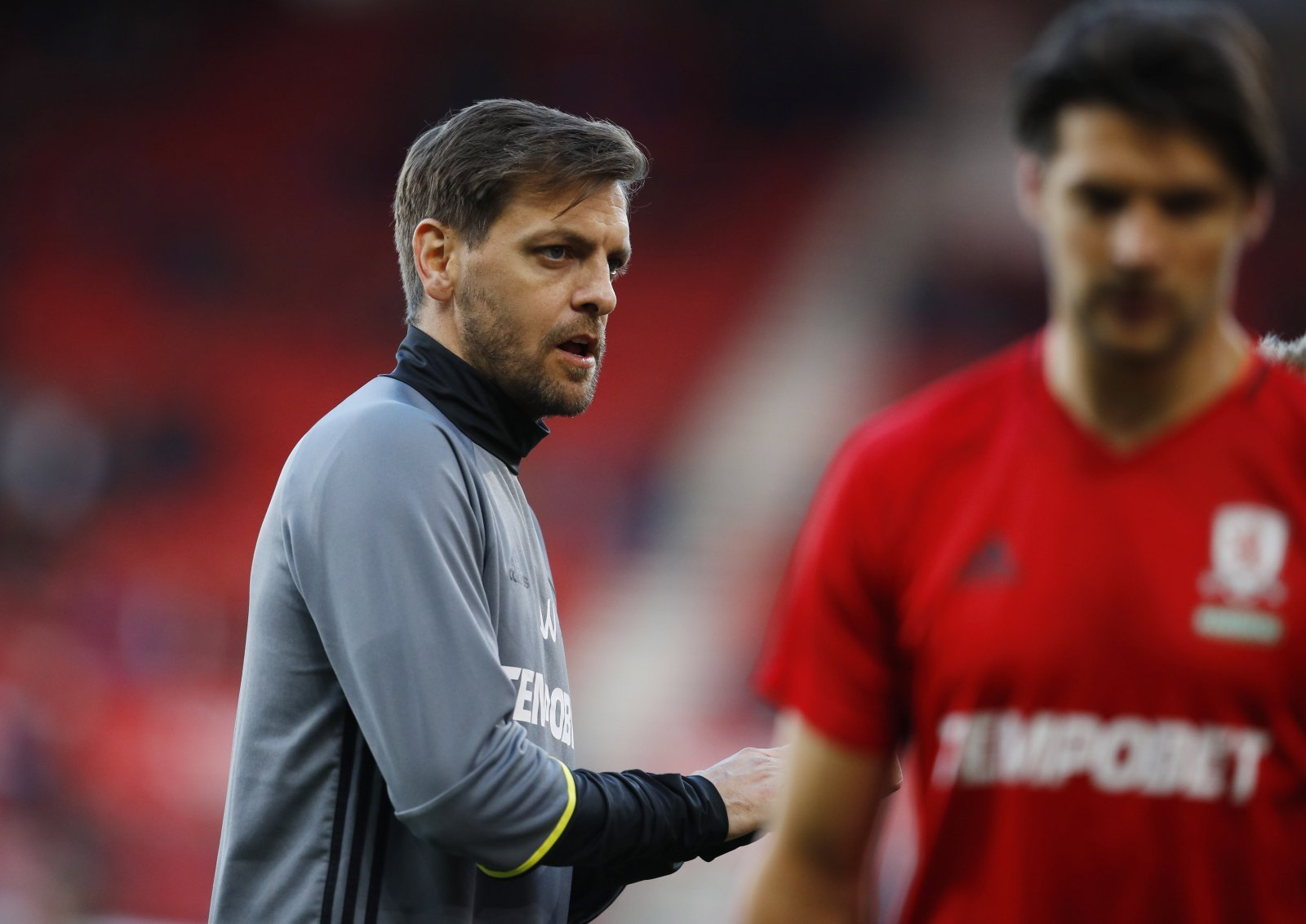 Introducing: Jonathan Woodgate, the perfect replacement for Tony Pulis at Middlesbrough