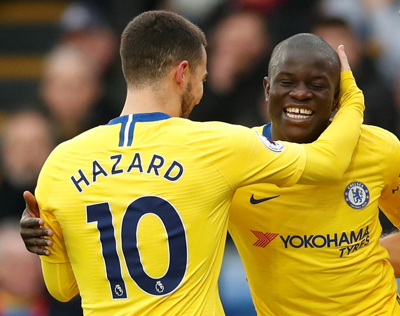 Chelsea fans laugh off ridiculous Kante exit rumours