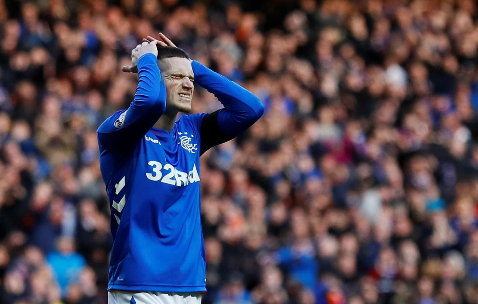 Rangers: Fans on Twitter far from pleased with The Daily Record's Ryan Kent exclusive