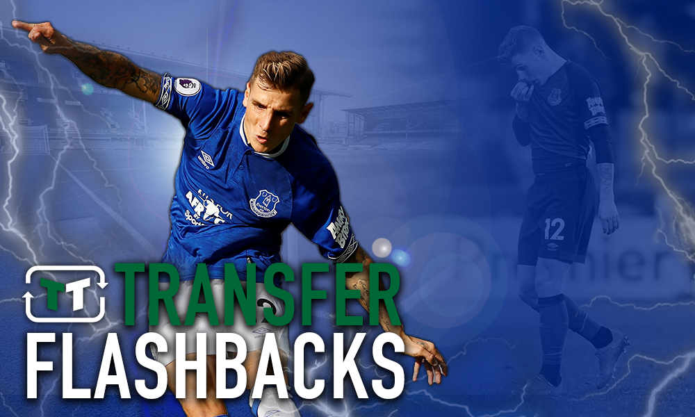 Transfer flashback: Lucas Digne to Everton