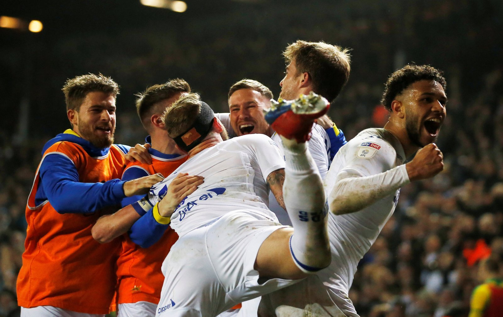 Leeds United's sizzling rhythm returns just at the right time