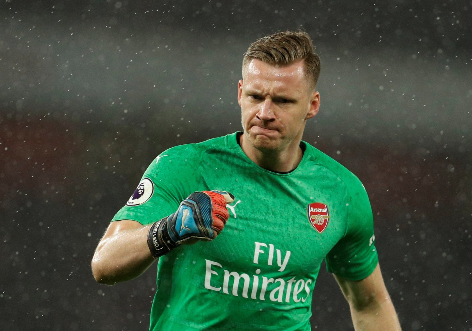 Leno might have just put an end to one of Arsenal's biggest dilemmas