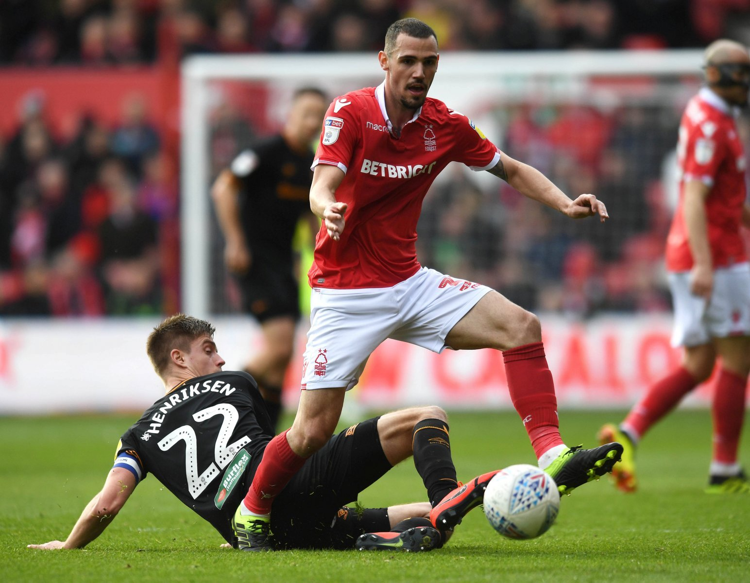 What does the future hold for Leo Bonatini at Nottingham Forest?