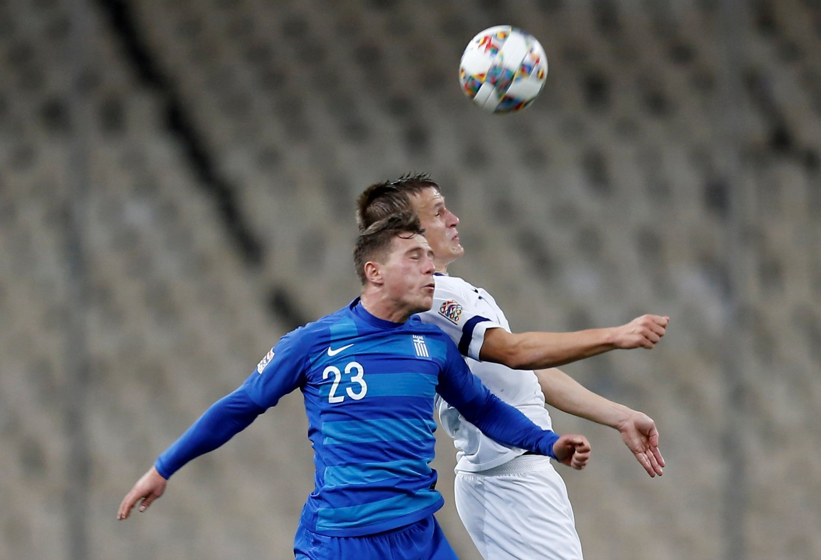 Newcastle: Leonardo Koutris would be an ideal signing for Geordies