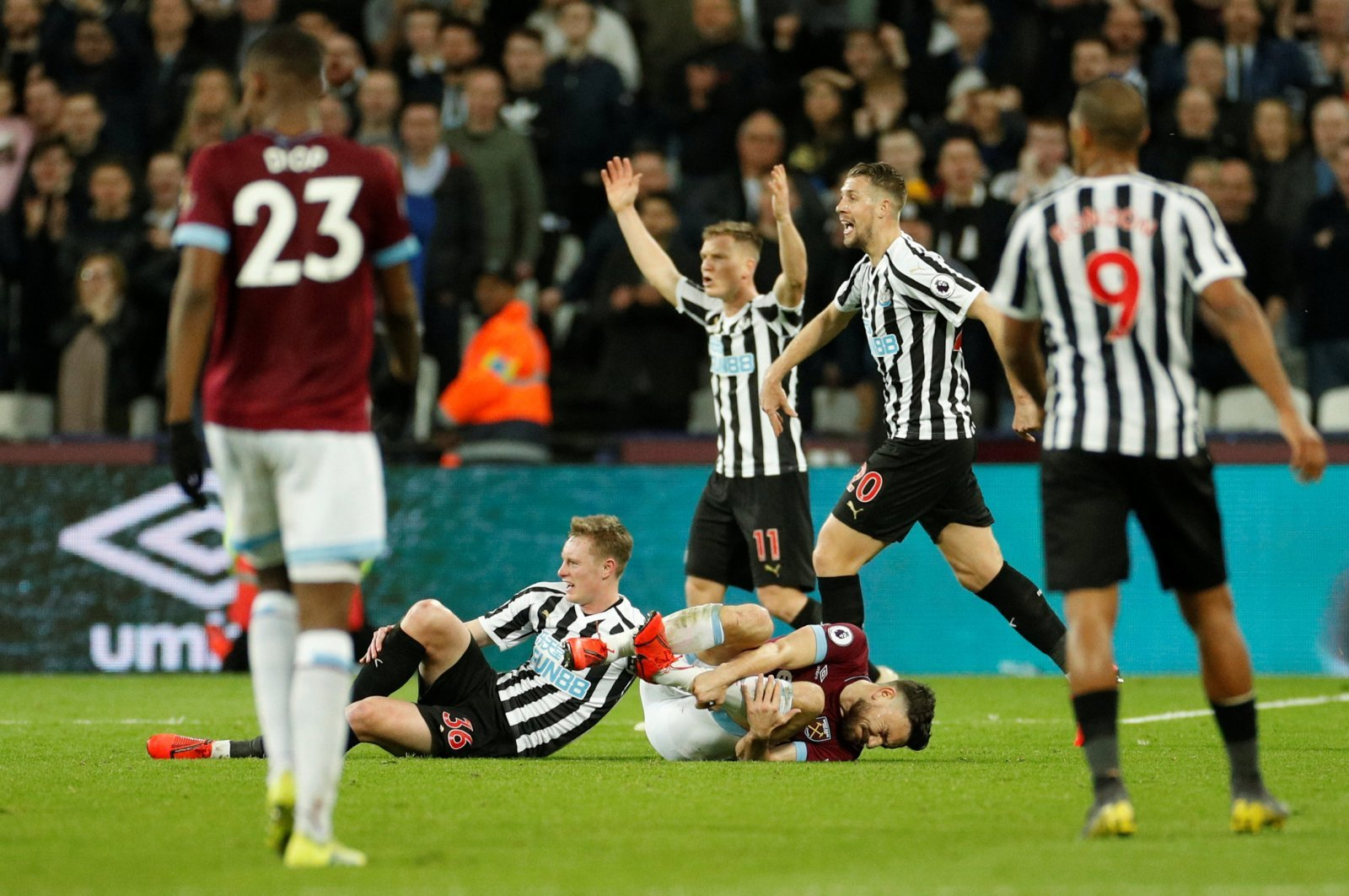Sean Longstaff's injury could cause problems for Newcastle United