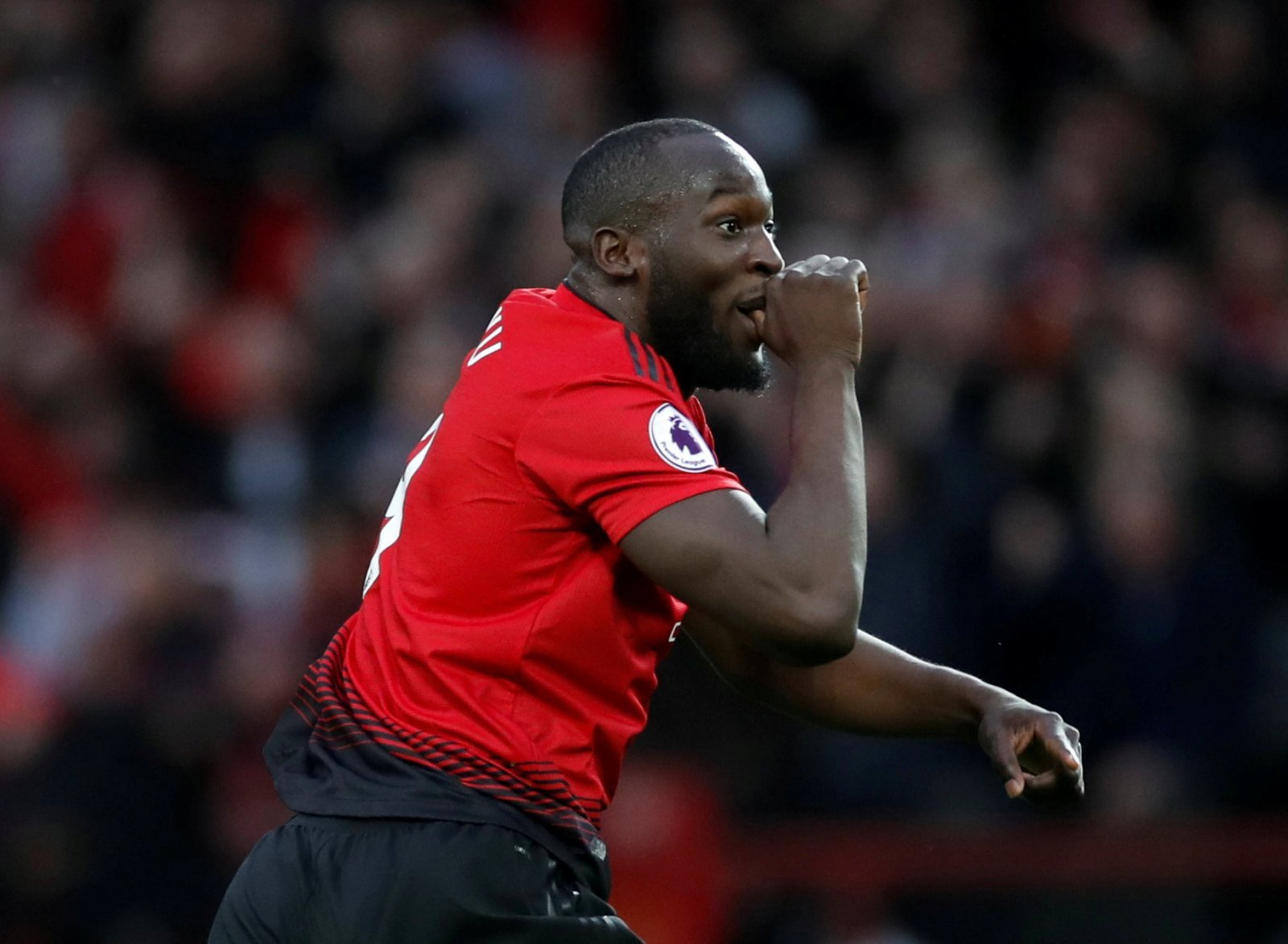 Manchester United: Romelu Lukaku deal looks 'impossible'