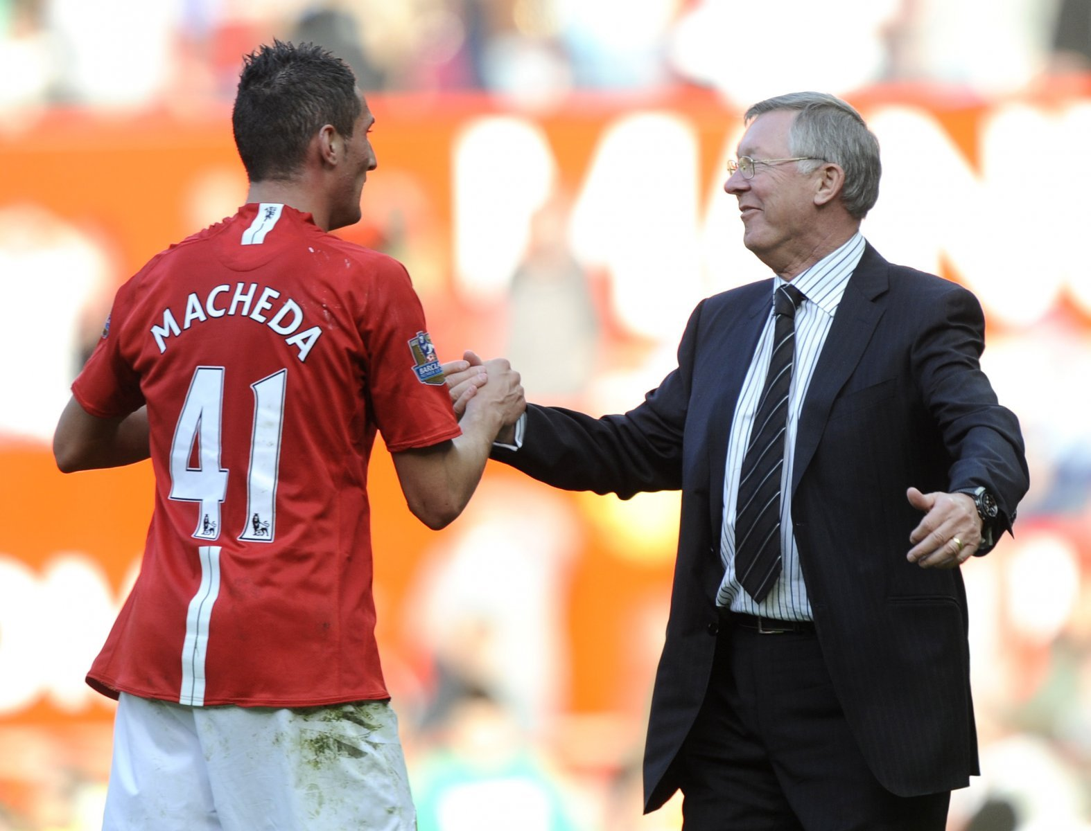 Look at him now: Federico Macheda and Manchester United
