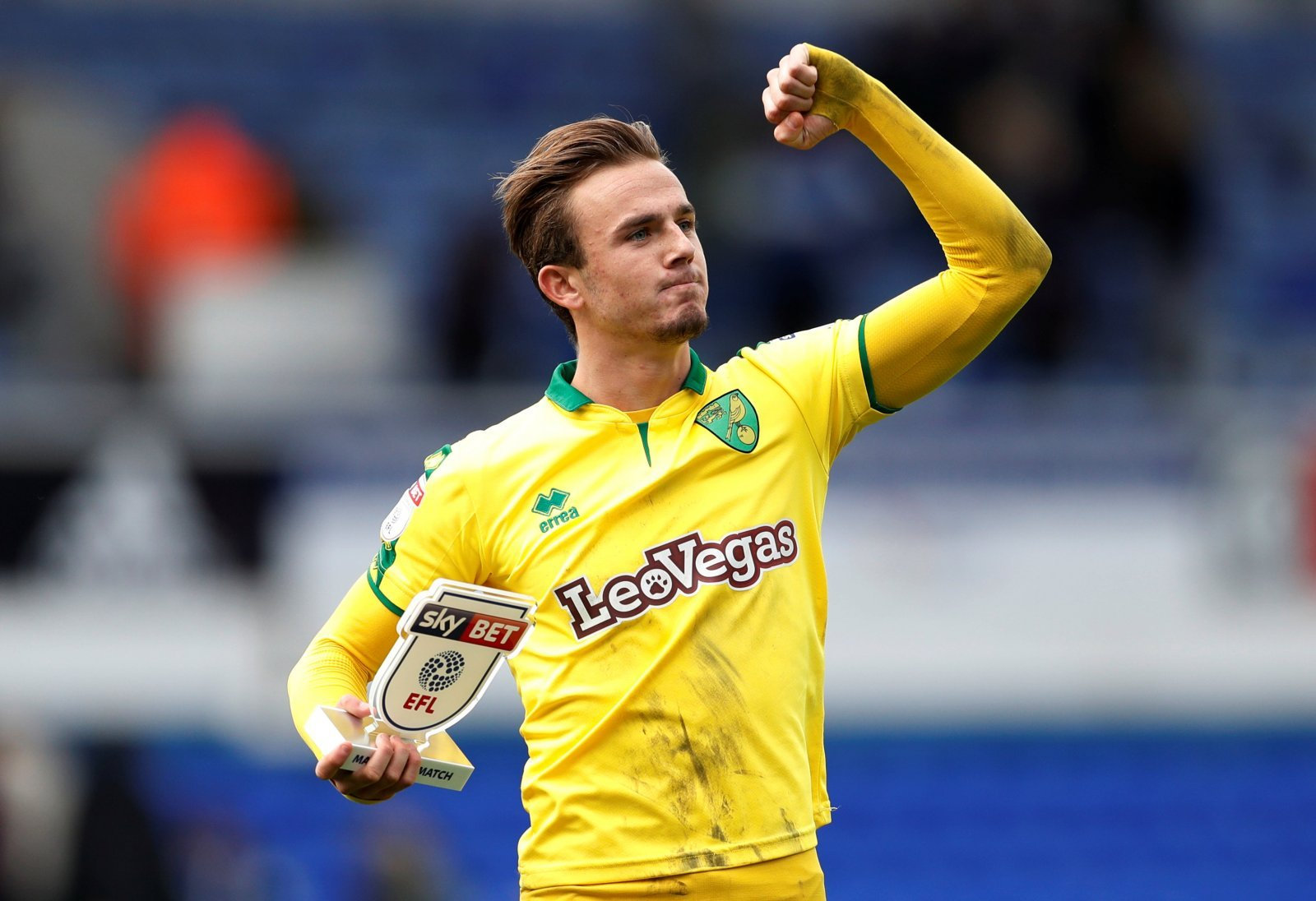 Look at him now: James Maddison and Norwich City