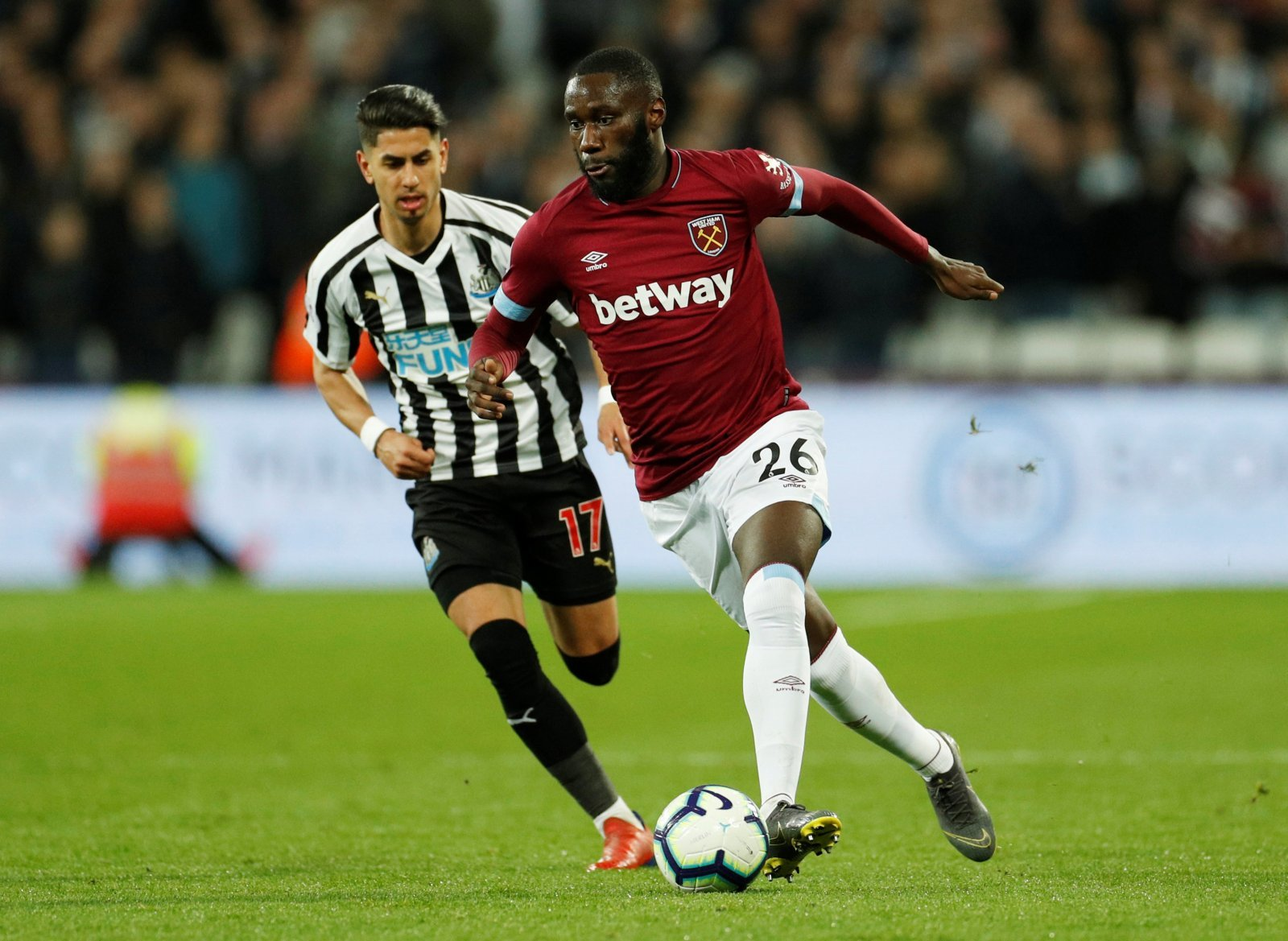 What does the future hold for Arthur Masuaku at West Ham?
