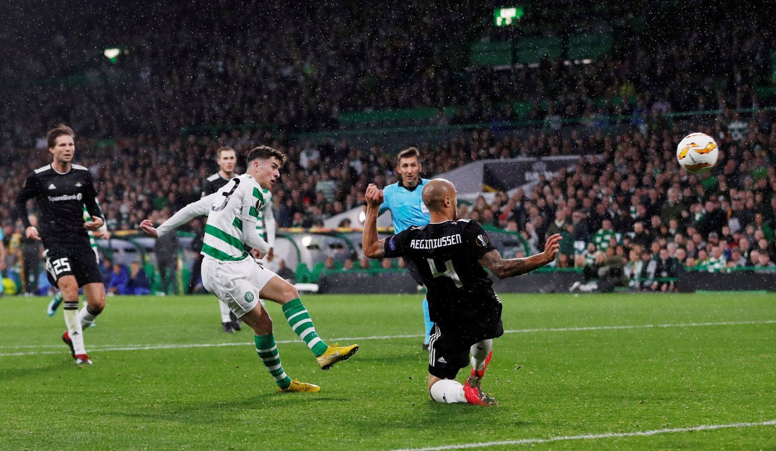 Celtic: Mikey Johnston determined to continue his recent good form