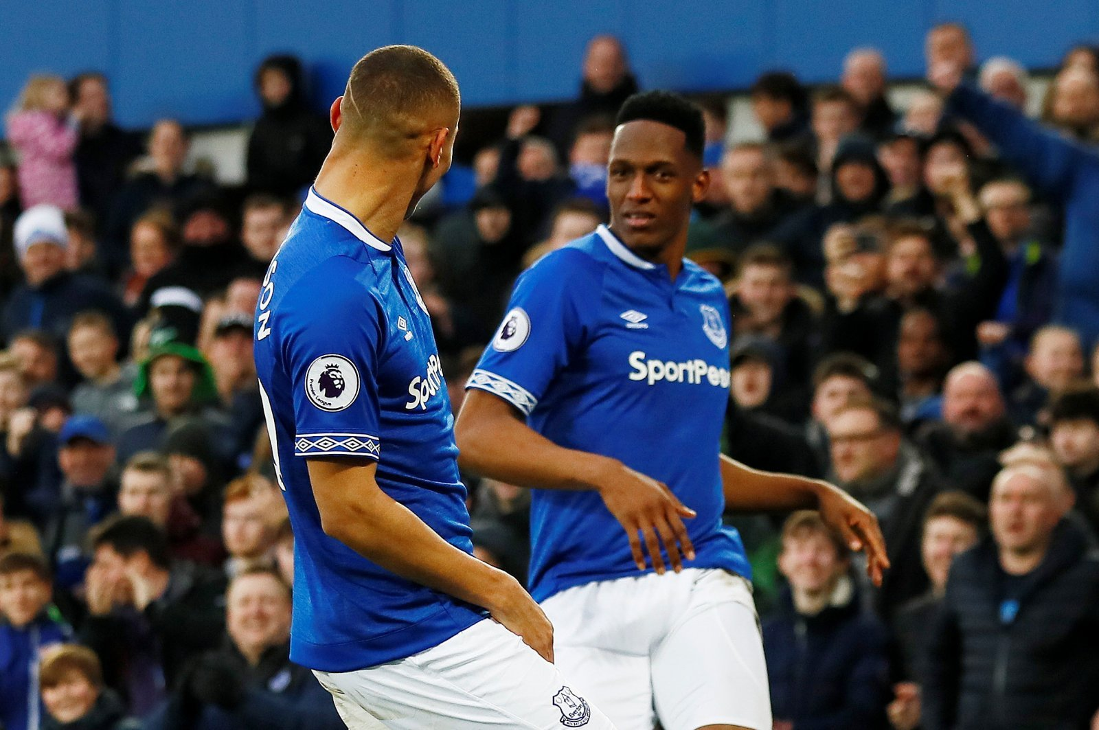 Yerry Mina set to return earlier than expected