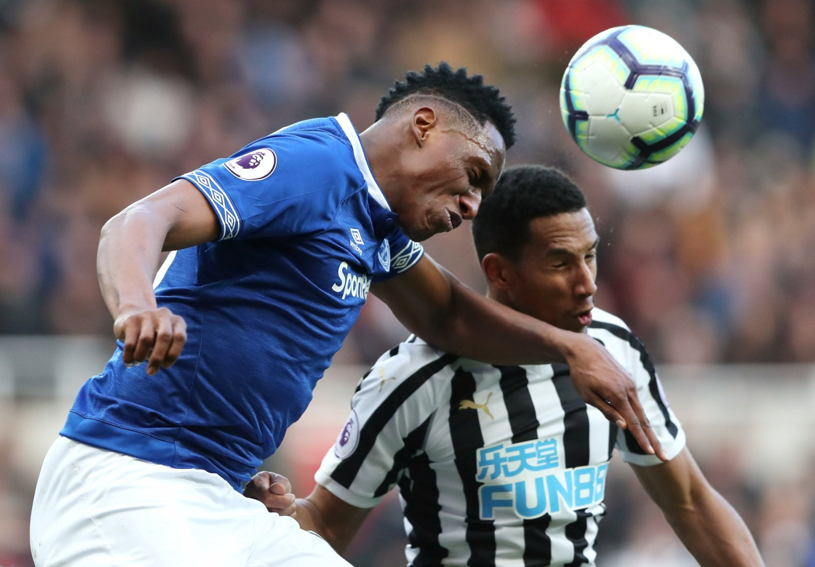 Everton: Yerry Mina is now crucial for end of season run-in