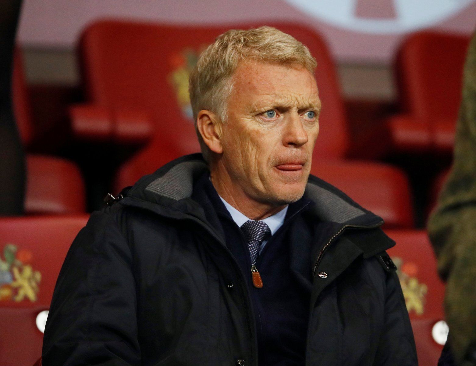 Celtic fans boosted as Moyes reportedly interested in China