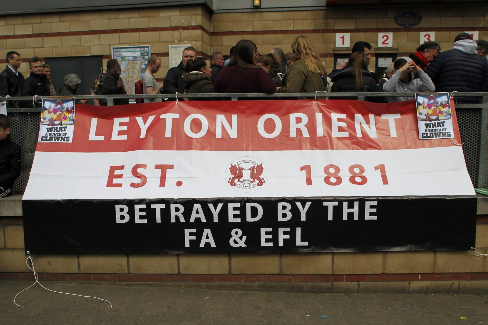 Leyton Orient: FA Trophy success for Orient will signal return to the glory days