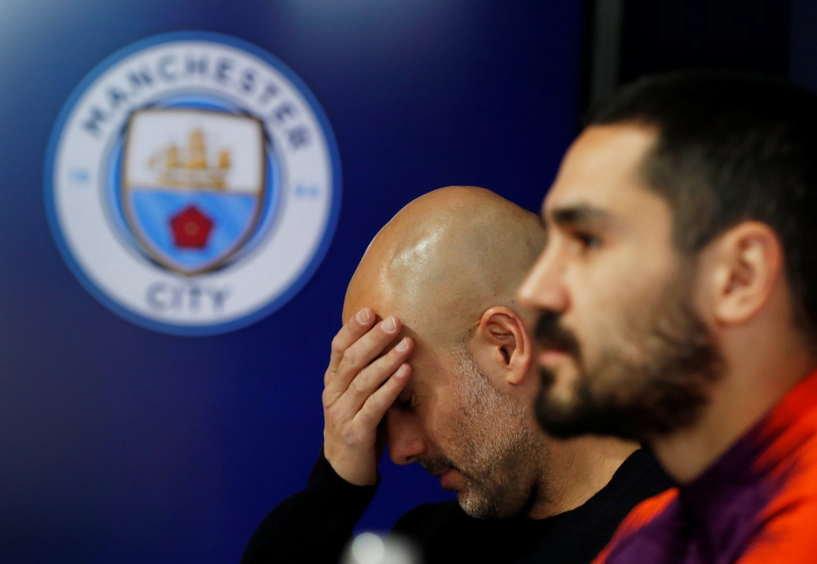 Manchester City losing Ilkay Gundogan would compound the Fernandinho issue
