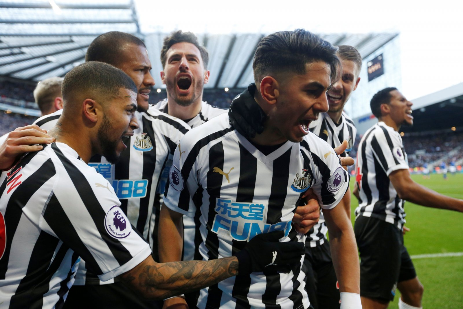 Rondon's words on Perez partnership highlight Newcastle's new-found strength in survival fight