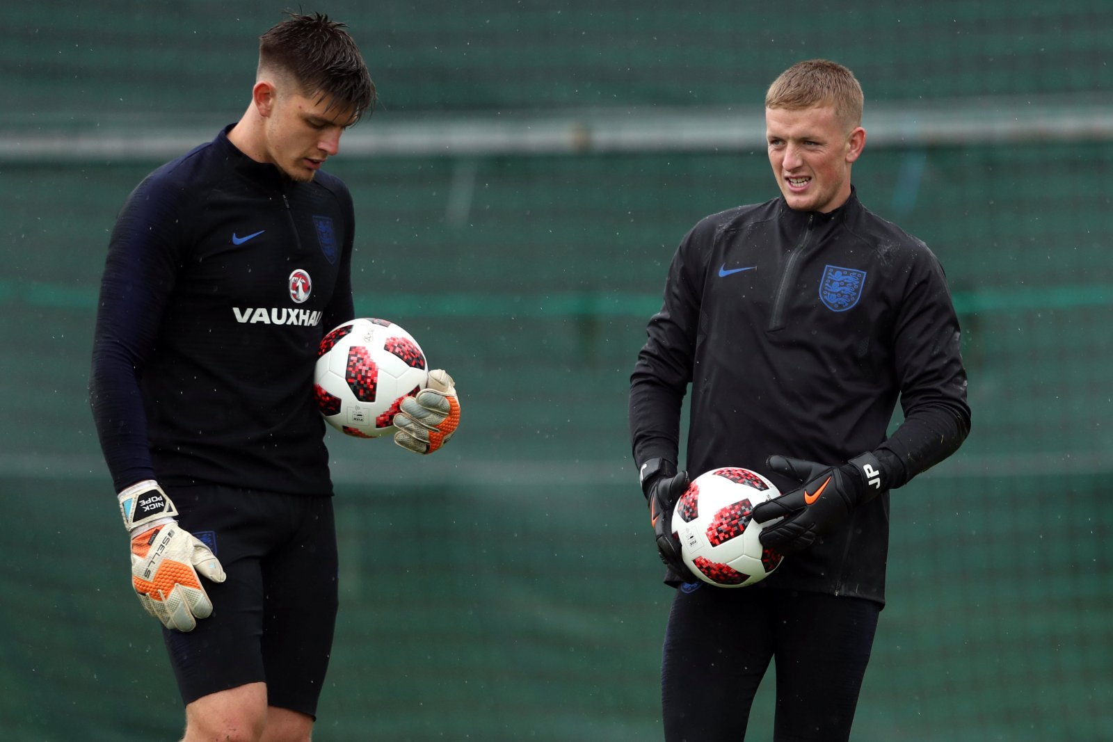 Nick Pope and Jordan Pickford can fight an Everton battle for the ages