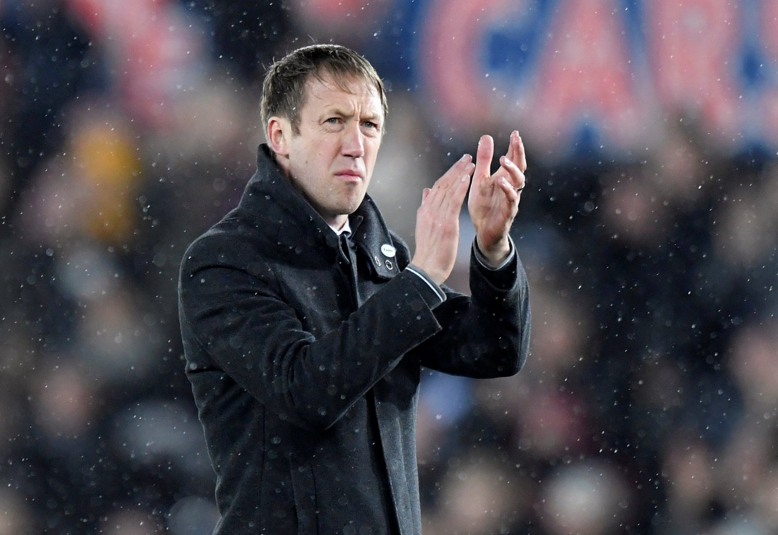 Celtic eye Graham Potter as potential Lennon replacement