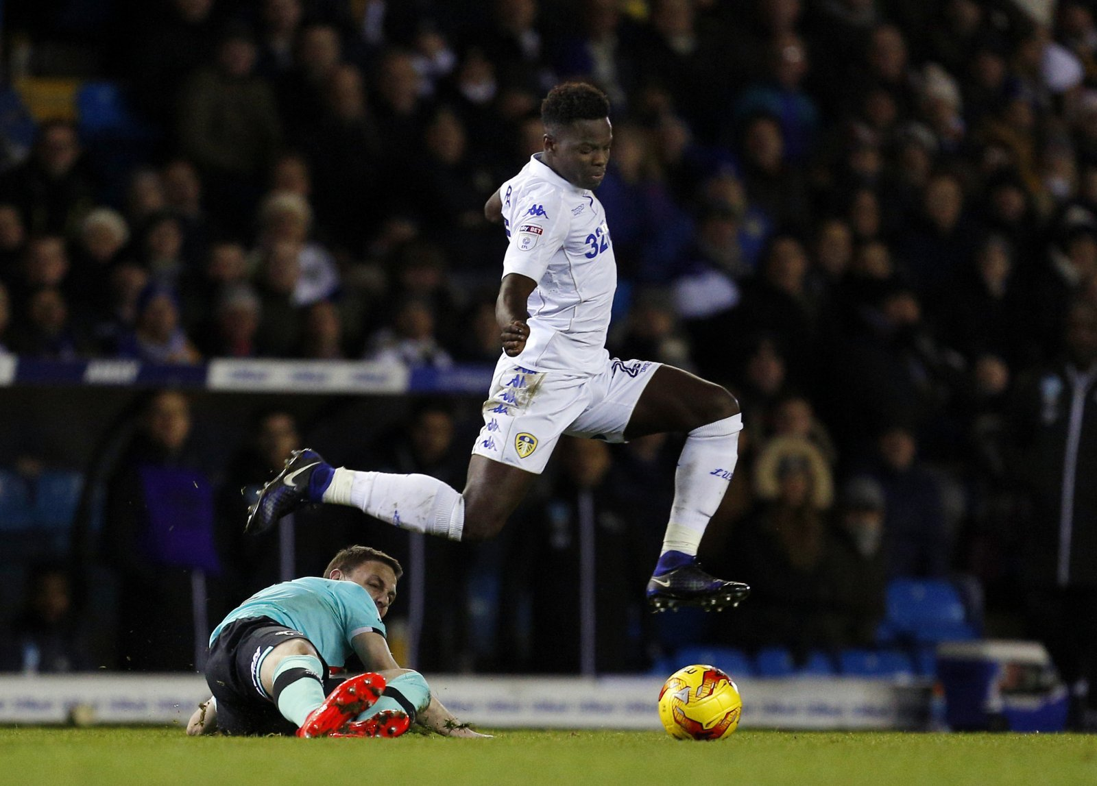 Look at them now: Ronaldo Vieira and Leeds United