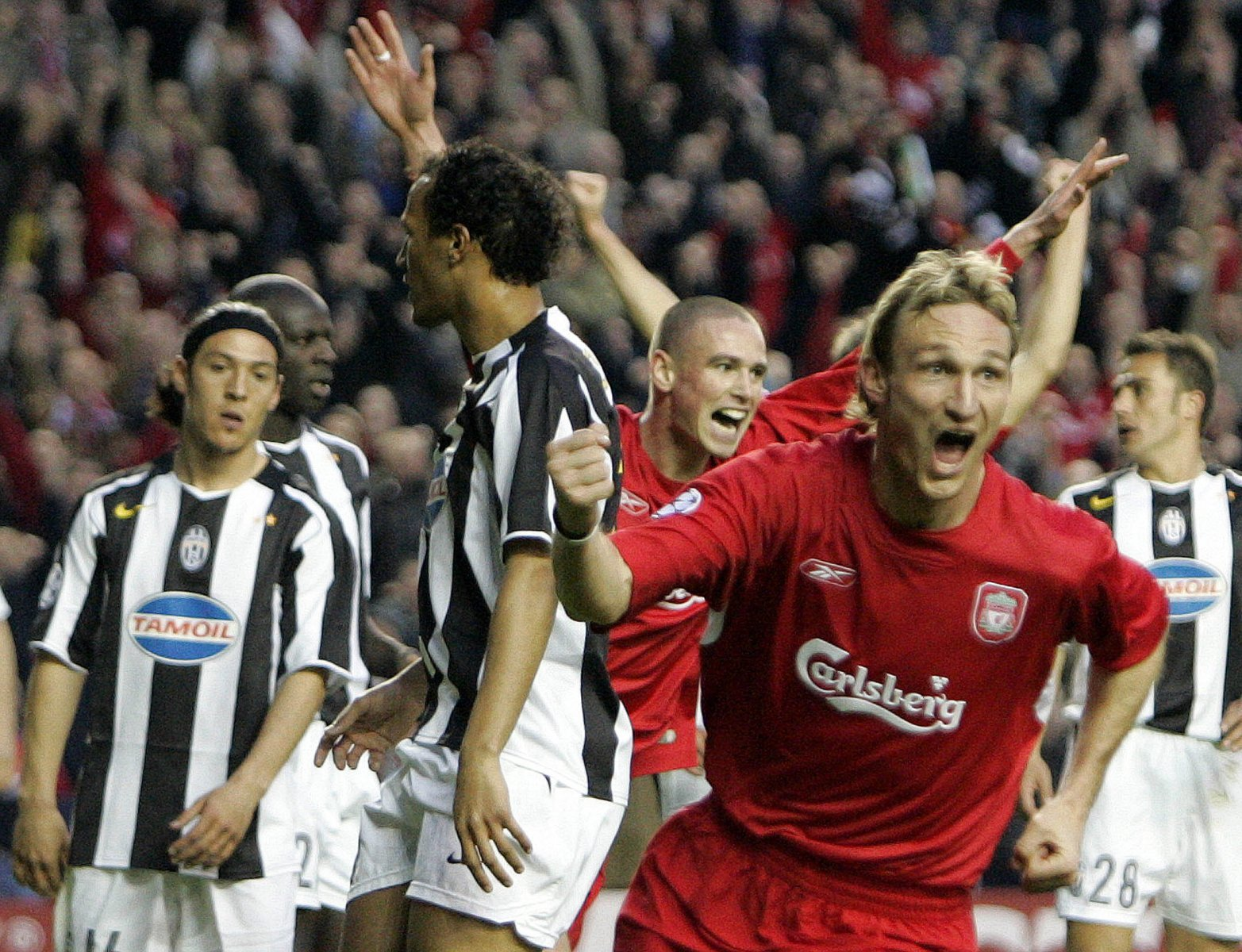 Look at him now: Sami Hyypia and Liverpool