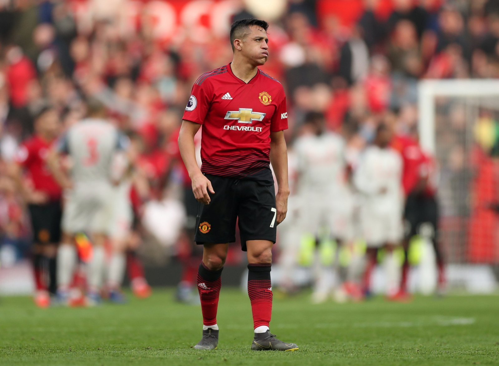 Manchester United: Alexis Sanchez seeking an exit is a promising sign