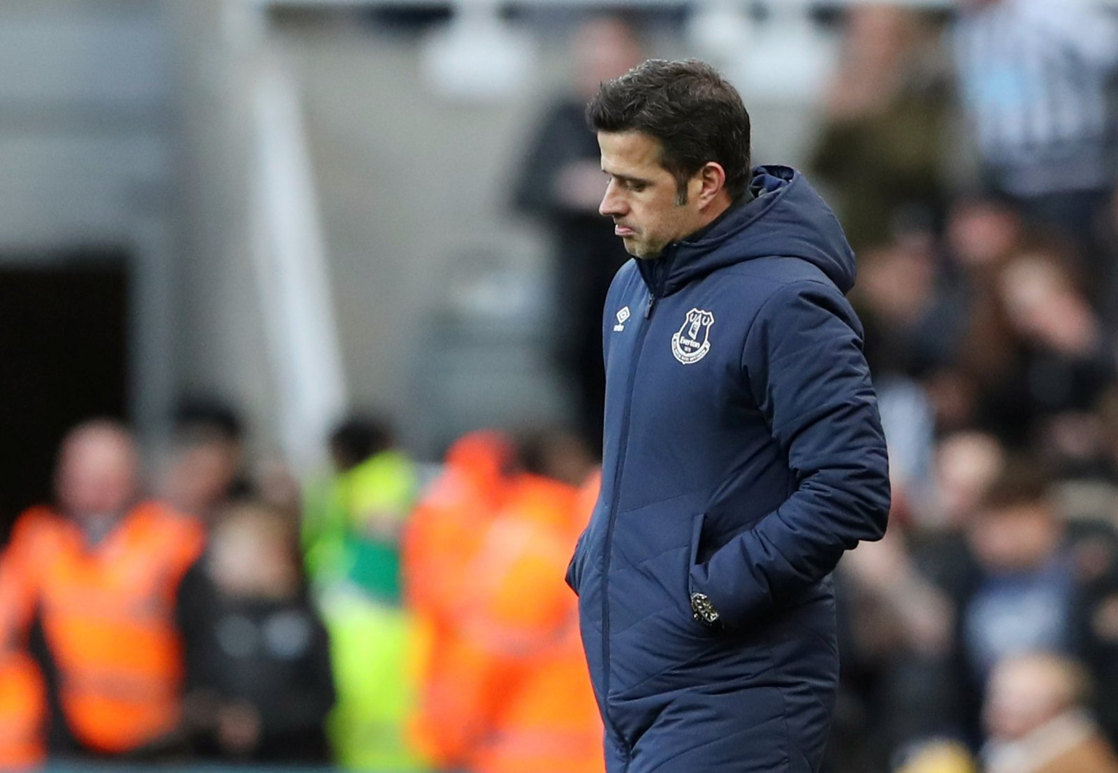 Everton: Marco Silva has done nothing to convince he's worthy of Everton role